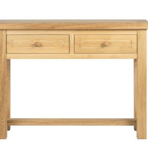 B316 - 2Dwr Console table - Front Shot
