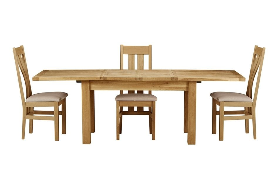 Brampton cm oval extending table chairs