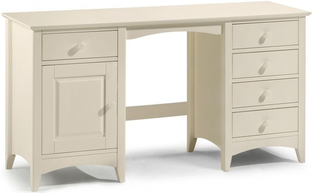 Chloe Double Pedestal Dressing Table