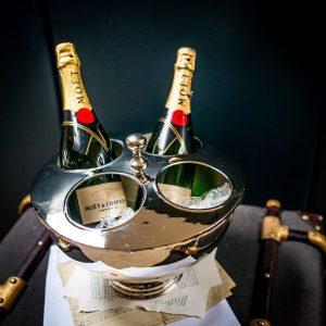 Champagne, Coolers & Barware
