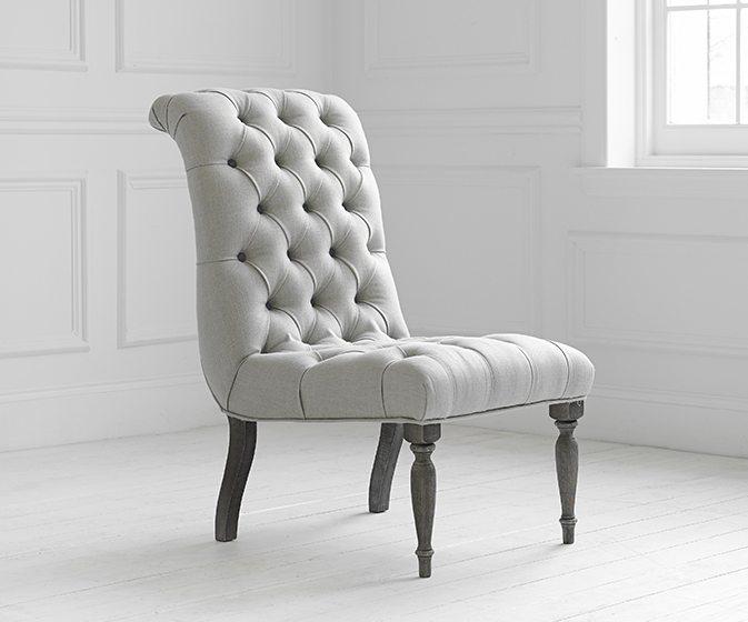 Aurora Slipper Chair