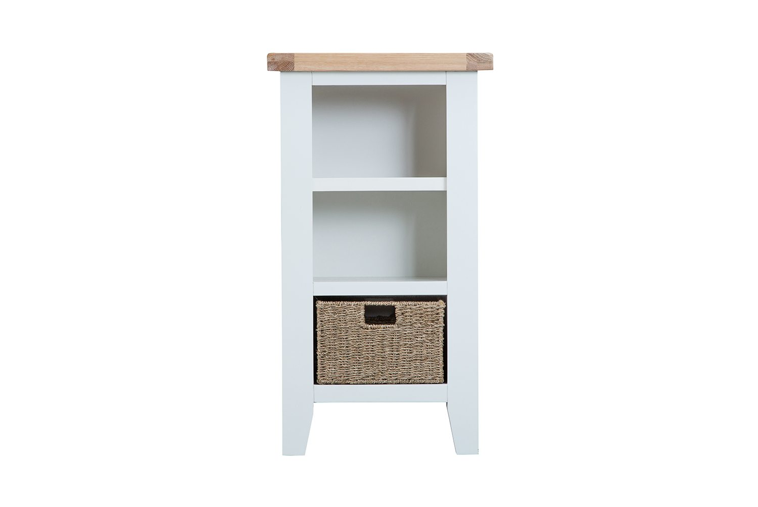 coast small narrow bookcase portess
