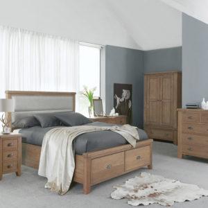 Holbrooke Oak Bedroom