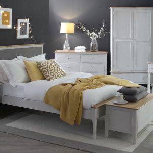 Verwood Painted Bedroom