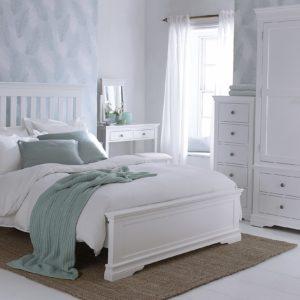 Canterbury White Bedroom
