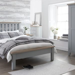 Coast Grey Bedroom