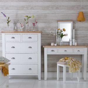 Coast White Bedroom
