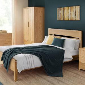 Oslo Oak Bedroom